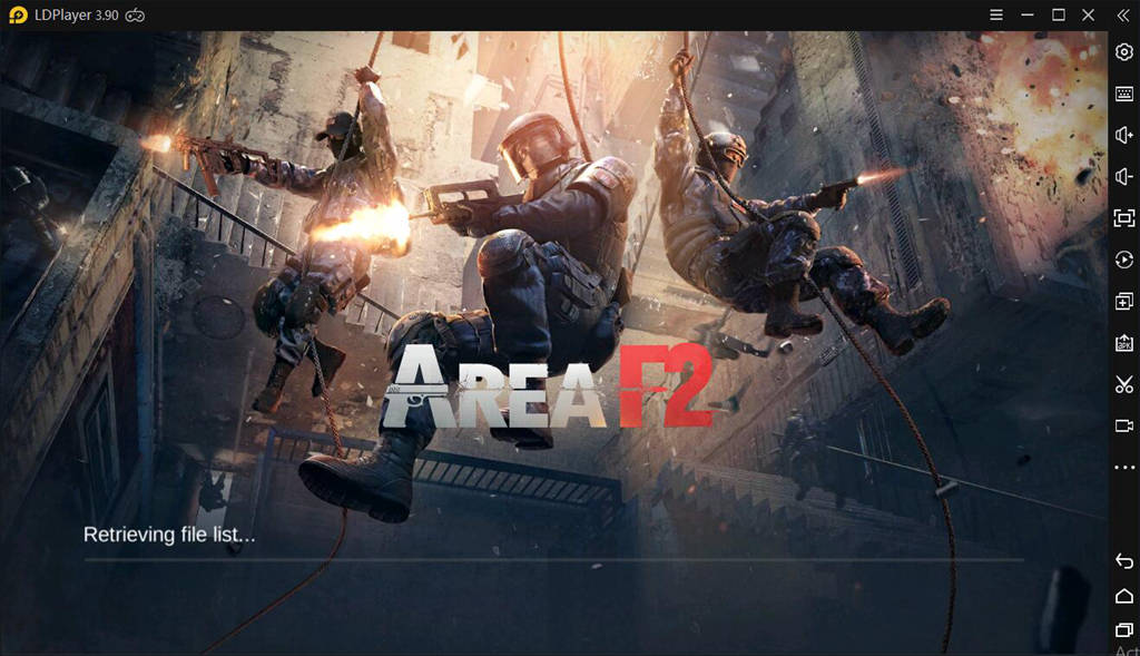 Enjoy Playing Area F2 on PC
