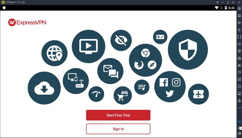 Download Express VPN on LDPlayer