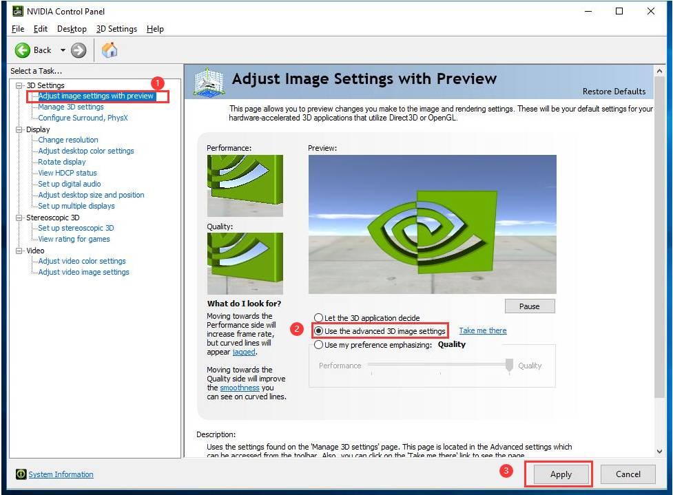 كيفية التبديل من وحدة معالجة الرسومات المدمجة إلى وحدة معالجة الرسومات المخصصة (NVIDIA-AMD)