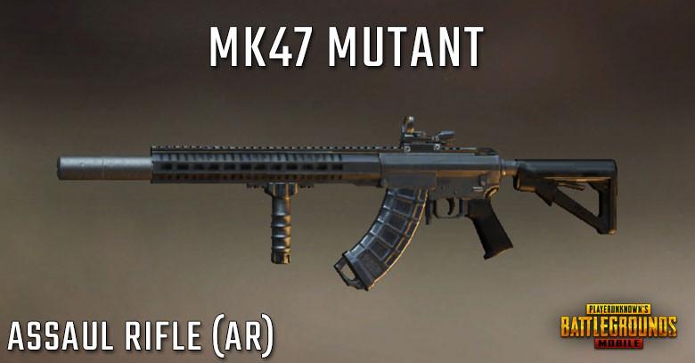 PUBG Tier List MK47