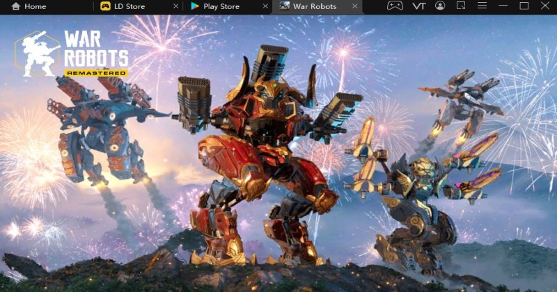 War Robots: Download It For Free on PC