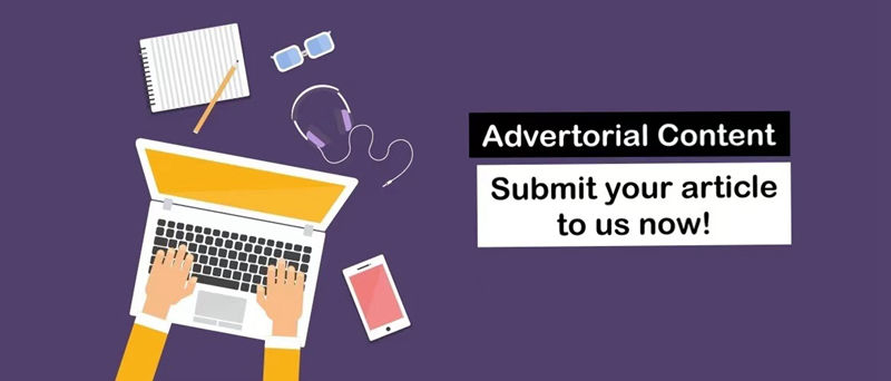 Submit Advertorial Content to Promote your Website