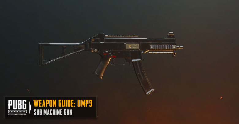 PUBG Tier List UMP9