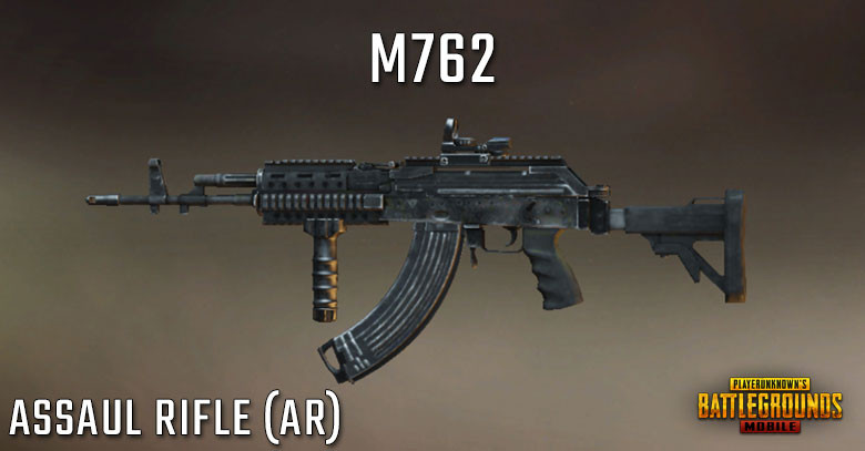PUBG Tier List M762