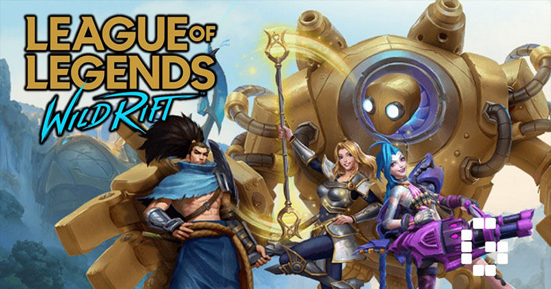 Everything you must know about Wild Rift LOL Mobile