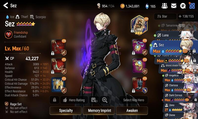 Epic Seven: Complete Guide for New and Old Players?