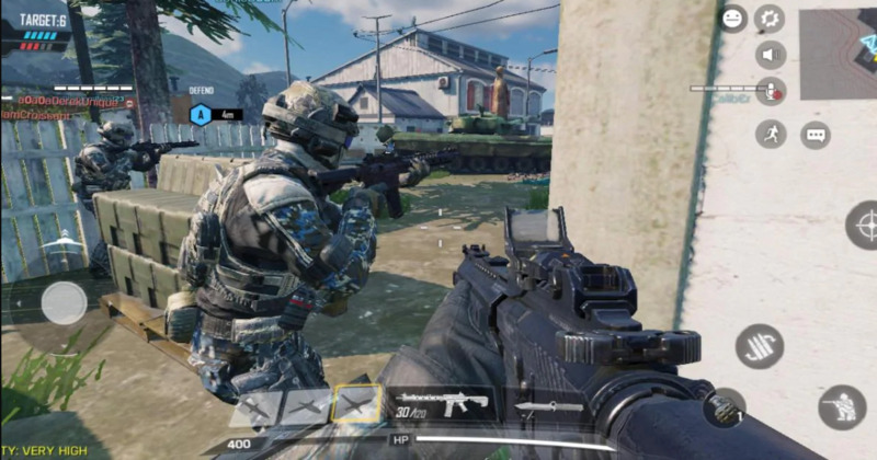 Cara Cepat Rank Up di Call of Duty - Mobile