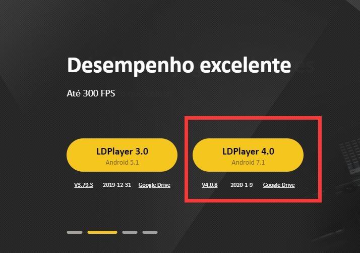 LDPlayer 4 - Novos recursos e desenvolvimento com o Android 7