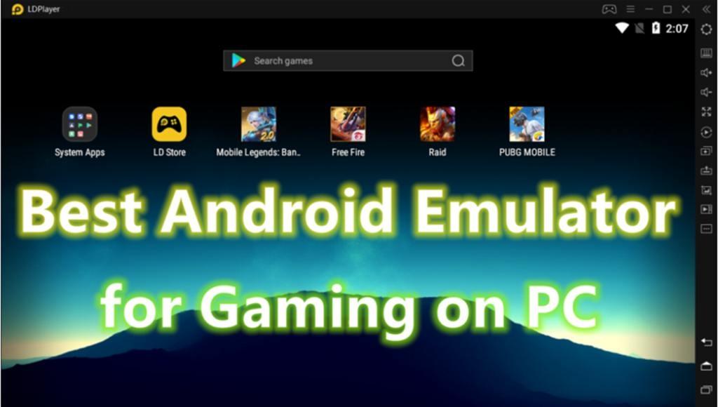 Baixe o emulador de 64-bit para jogos necessários de 64-bit