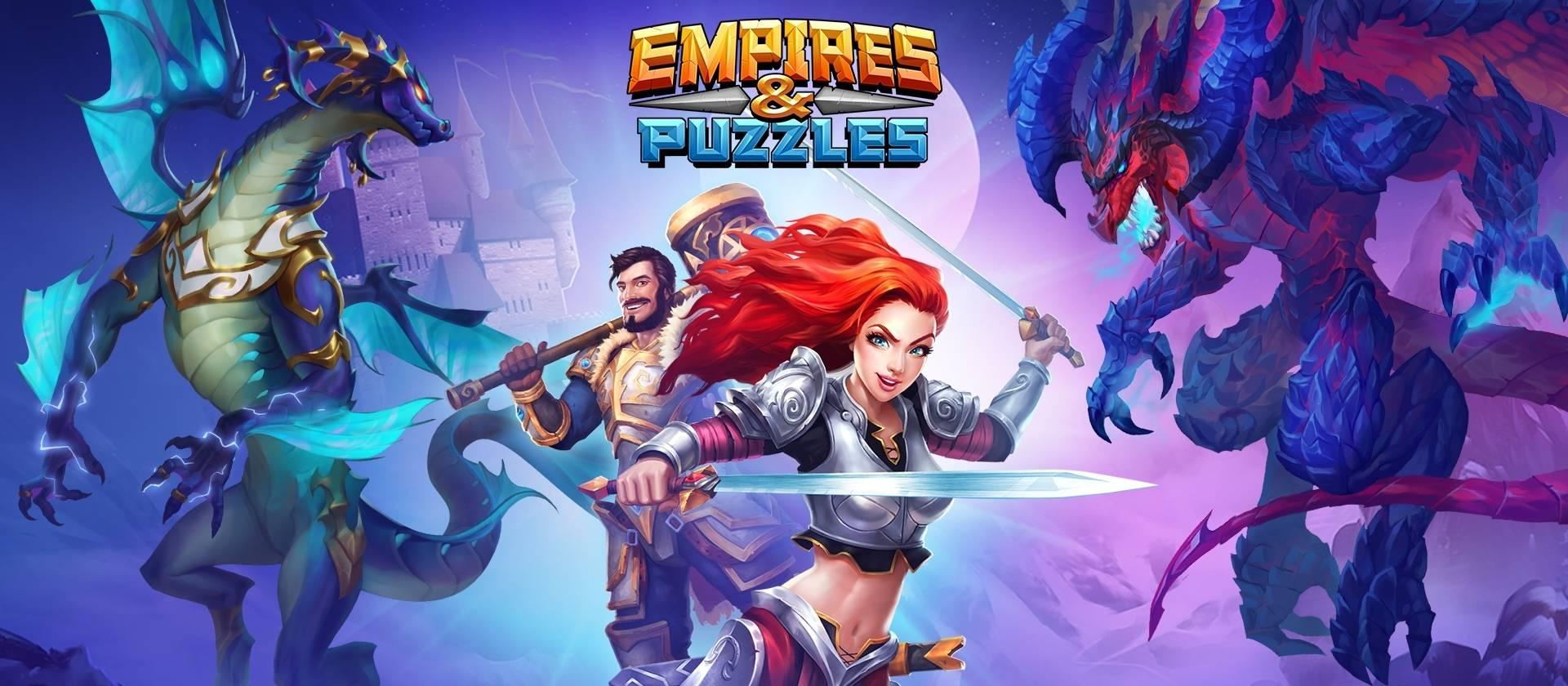 Играть в Empires & Puzzles на пк