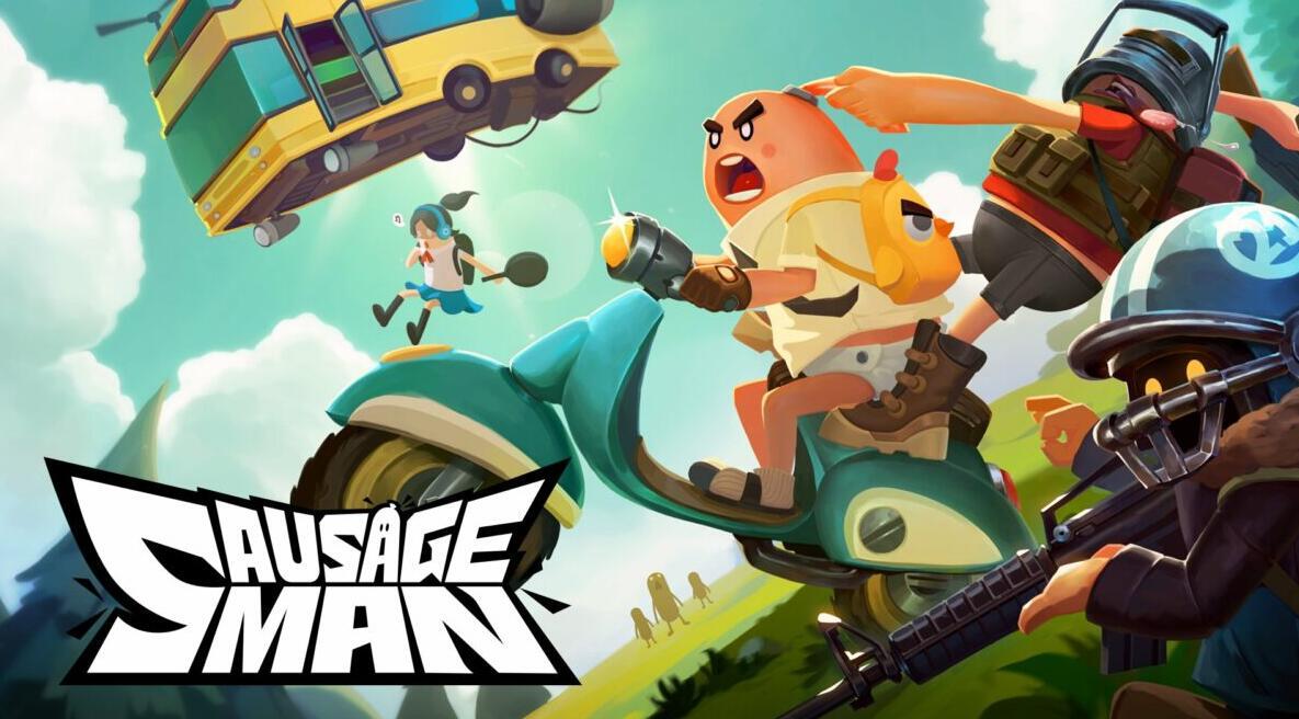 Играть в «Sausage Man | СОСИСОЧНЫЙ ПУБГ мобайл» бесплатно на пк