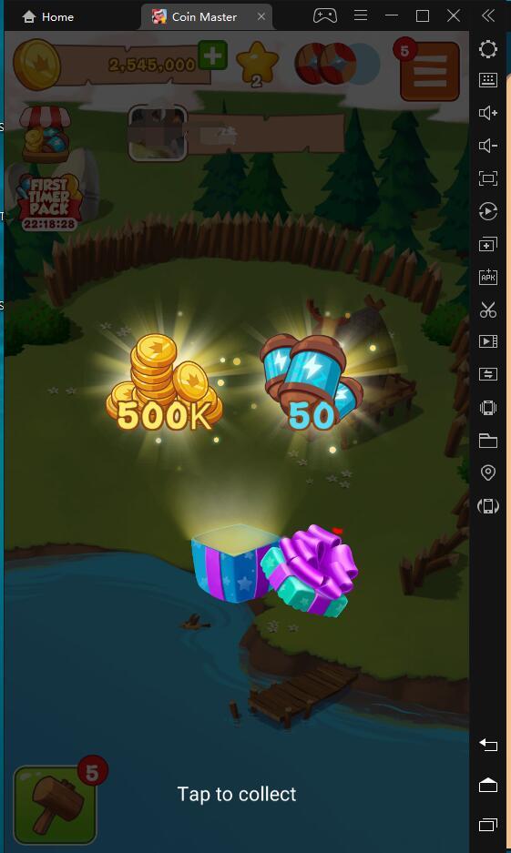 【攻略】《Coin Master》多開刷好友,快速領資源就靠雷電模擬器!