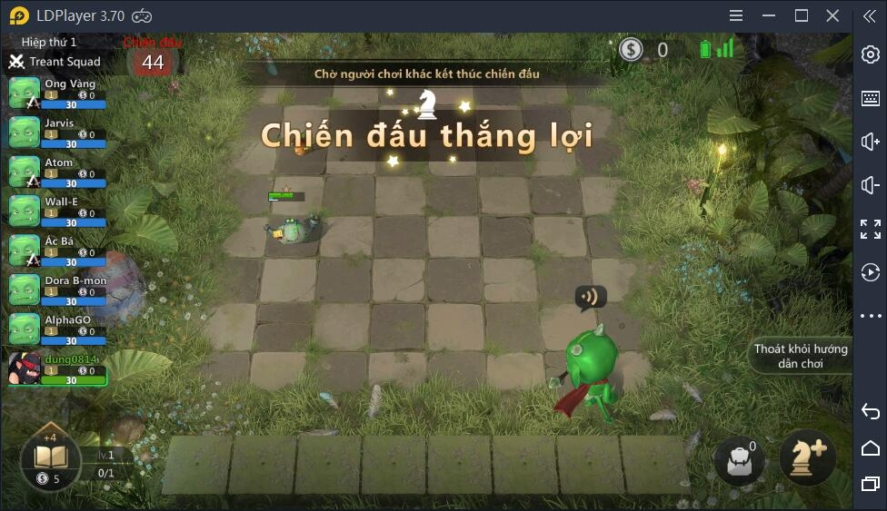 Mẹo giành chiến thắng trong Auto Chess VN với giả lập LDPlayer