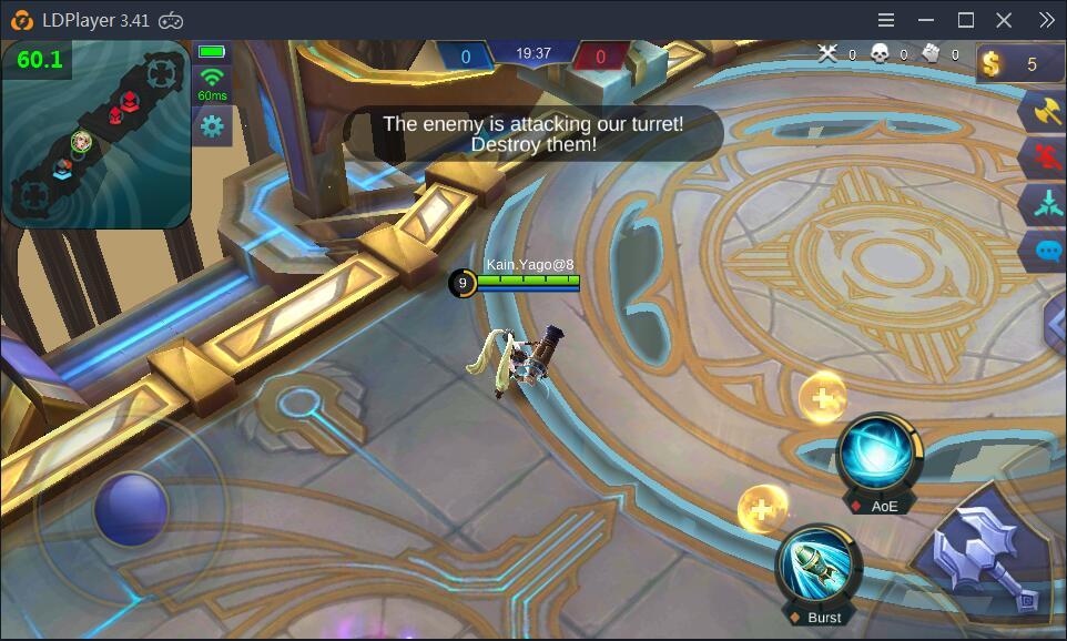 How to play Mobile Legends: Bang Bang at 60 FPS