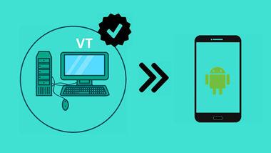 電腦開啟VT教程
