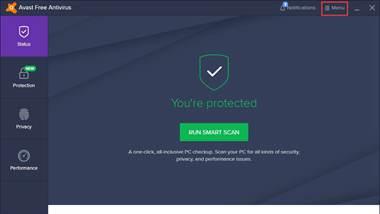 Solution au retard à cause du logiciel antivirus