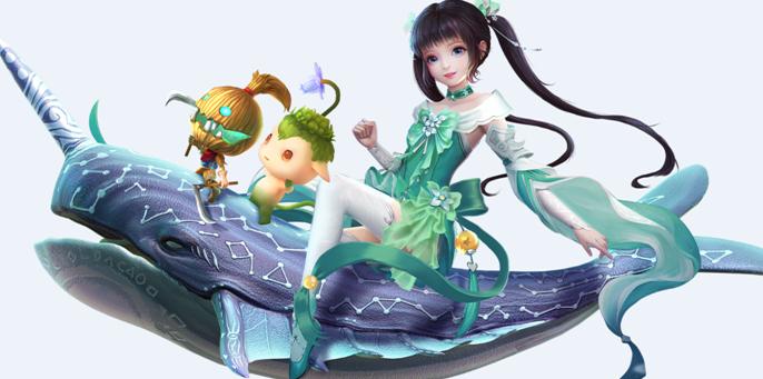 羊咩咩遊戲宣佈代理《仙劍蒼穹錄》並於今日開放不刪檔內測
