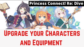 How to Improve and Upgrade your Characte...