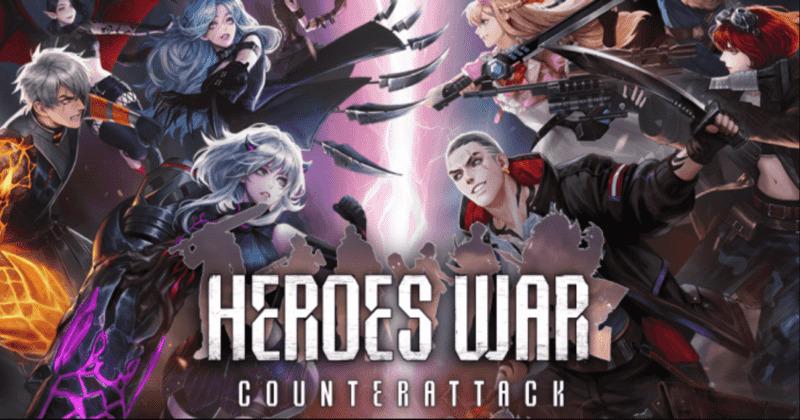 Top 5 Mercenaries in Heroes War: Counter...