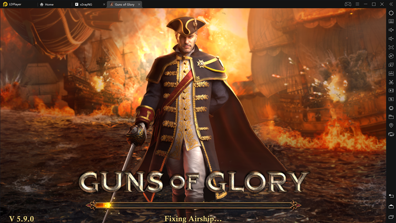Play Guns of Glory with Free Android Emu...