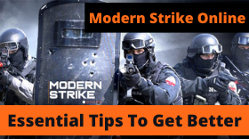 How to get better at Modern Strike Onlin...
